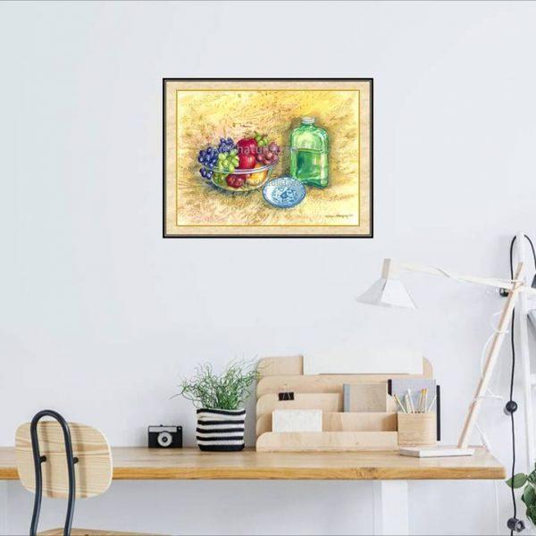 jual lukisan surabaya 8001-1-1