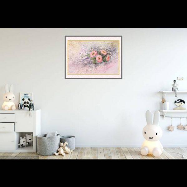 jual lukisan surabaya minimalis 8005-1-1