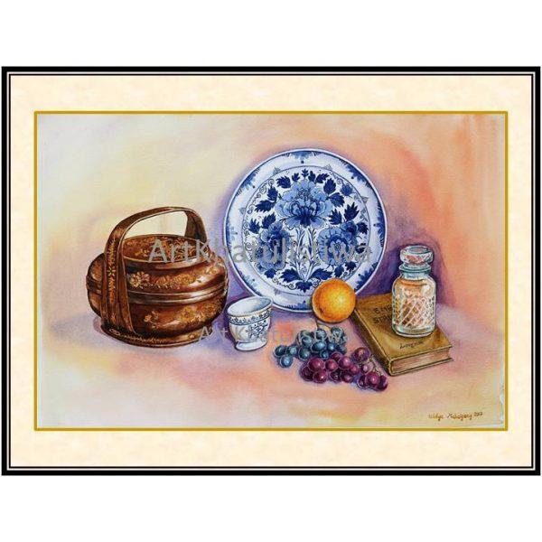 jual lukisan surabaya online 8004-1