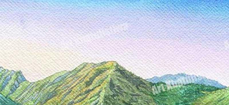 jual lukisan surabaya