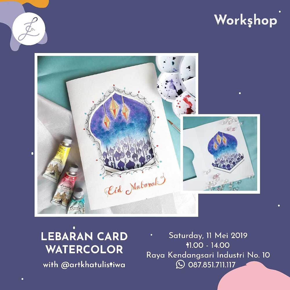 kolaborasi workshop surabaya leeven&co