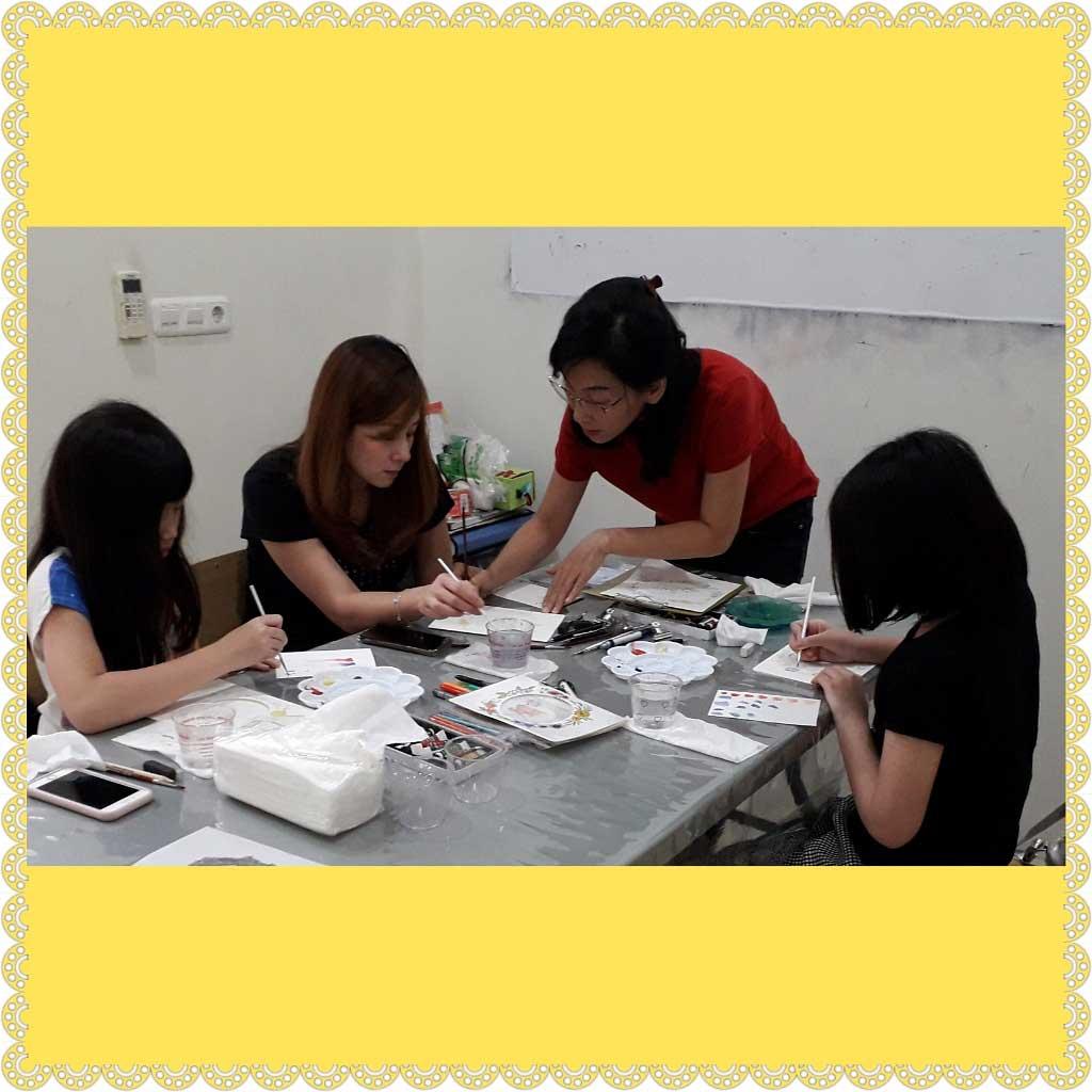 workshop surabaya kegiatan ibu anak