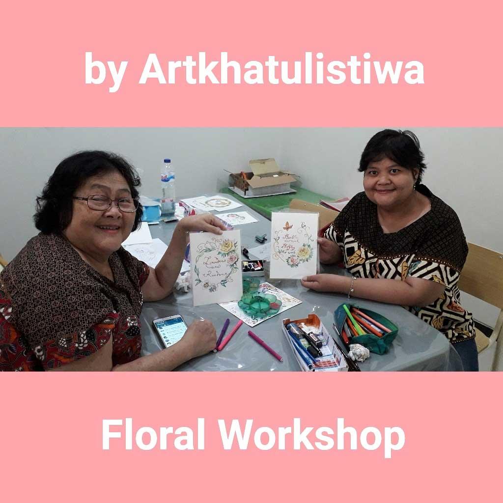 workshop surabaya kegiatan lansia