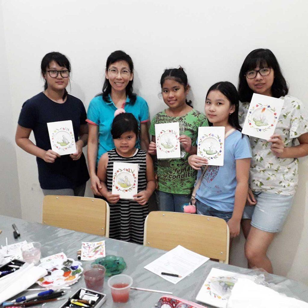 workshop surabaya kegiatan liburan sekolah
