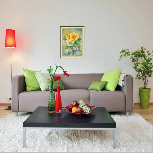 galeri lukisan bunga 4002-1-1