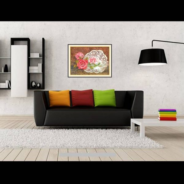 galeri lukisan bunga 4005-1-2