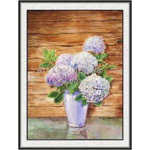 galeri lukisan bunga 4006-1