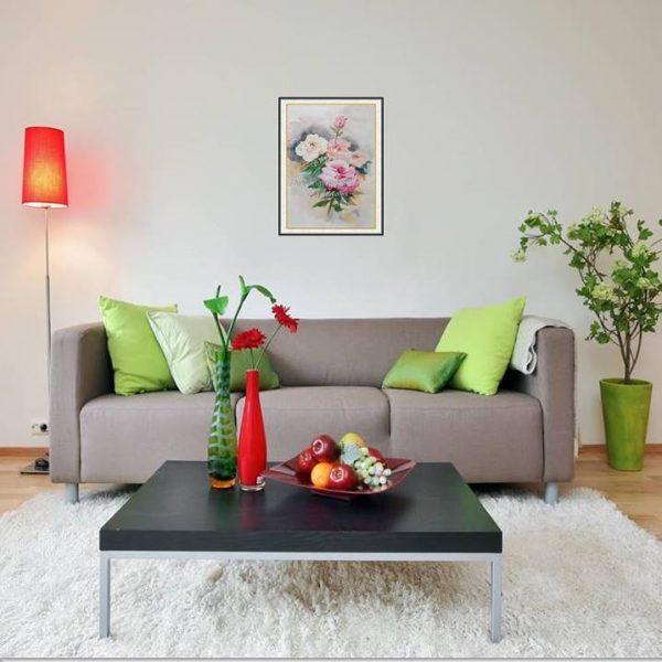 jual lukisan bunga surabaya 4015-1-1