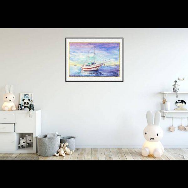 jual lukisan online 6007-1-1