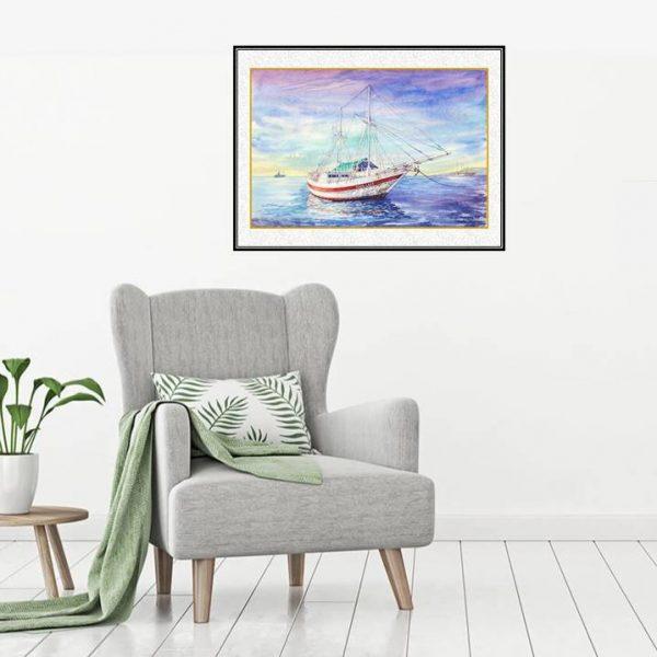 jual lukisan online 6007-1-3