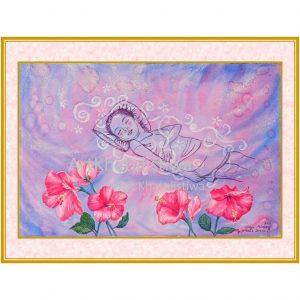 jual lukisan online surabaya 3003-1
