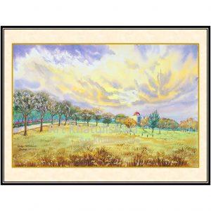 jual lukisan surabaya online 1004-1