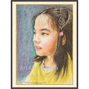 lukis foto jual lukisan surabaya 11001-2