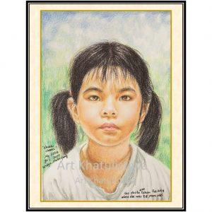 pesan lukisan foto surabaya 11003-2