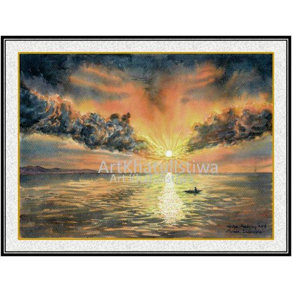 jual lukisan online surabaya 2001-1