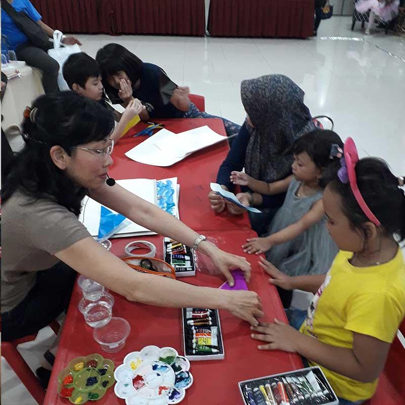 workshop art and craft